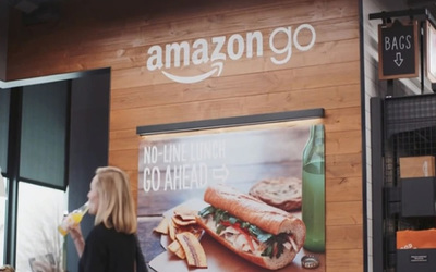 Tiendas sin cajeros de Amazon llegarían a los aeropuertos