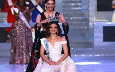 La mexicana Vanessa Ponce de León es la nueva Miss Mundo 2018