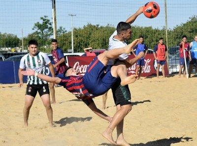 Olimpia-Cerro, una de las semifinales