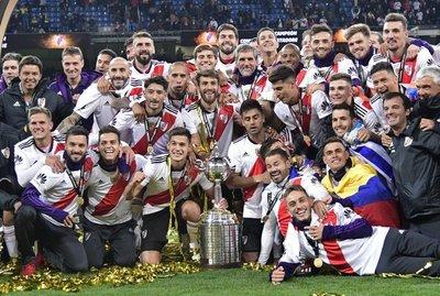 River le ganó a Boca en Madrid y es Campeón de la Libertadores