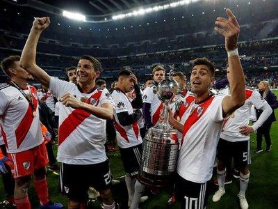 Así jugó River Plate la final contra Boca Juniors