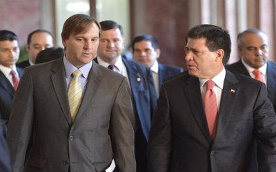 López Moreira declarará ante la comisión bicameral que investiga el caso Messer