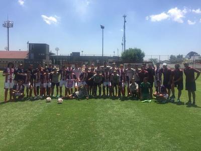 Corrales culminó con éxito gira de amistosos por Argentina