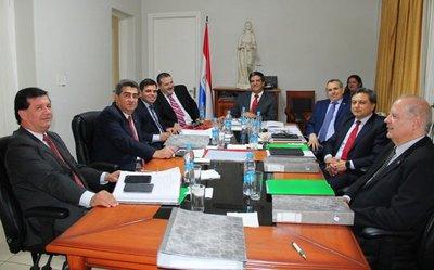 Consejo de la Magistratura elige terna para reemplazo de Sindulfo Blanco