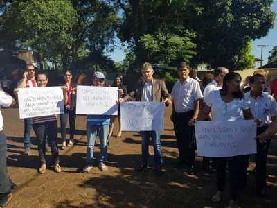 Hernandarienses exigen construcción de nuevo IPS