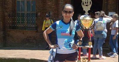 Carmen Rivera vuelve a ganar en Concepción de la Sierra, Misiones , Argentina
