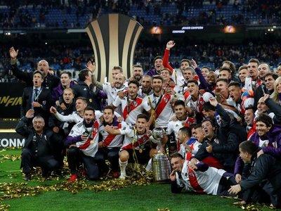 River Plate disfruta en Madrid antes de ir a Abu Dhabi