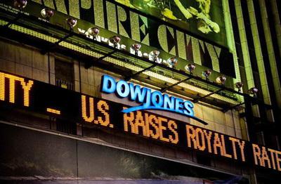 Dow Jones cae más de 400 puntos en otra jornada negativa en Wall Street