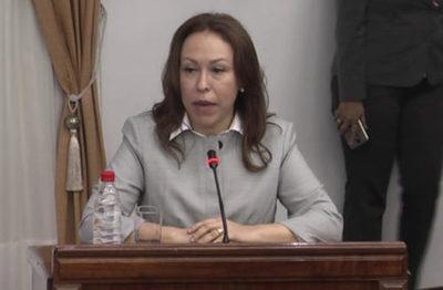 Postulante a ministra de Corte niega plagio y asegura que denuncia en su contra no tiene argumentos