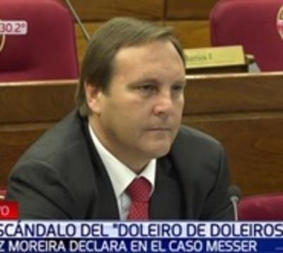 "Darío Messer: López Moreira ""se mostró evasivo"" en audiencia"