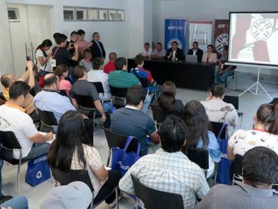 El XVII Congreso Nacional de Periodistas Deportivos ya está en marcha