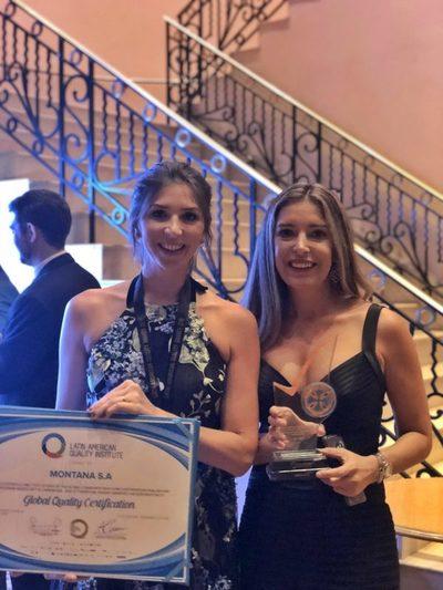 Empresa paraguaya galardonada con un premio internacional