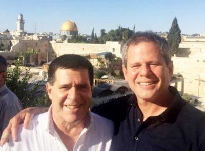 Declaraciones de exfuncionaria de SEPRELAD vinculan al exmandatario con Messer, afirma Friedmann