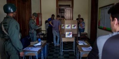 """Estados Unidos calificó de """"defectuosas"""" las elecciones de concejales en Venezuela"""