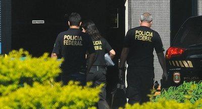 Policía brasileña lanza operación anticorrupción contra seis parlamentarios