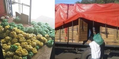 ITAPÚA SOLIDARIA ENVÍA PRIMER CARGAMENTO DE ALIMENTOS BÁSICOS PARA FAMILIAS AFECTADAS DE ÑEEMBUCÚ