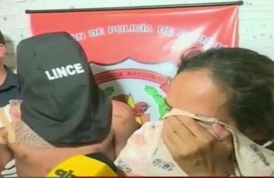 Una riña familiar dejó a varias personas heridas