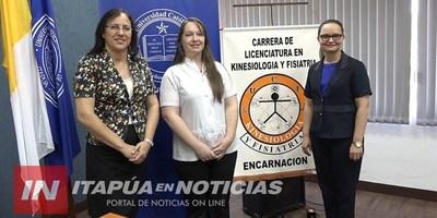UCI: CARRERAS DE KINESIOLOGÍA Y FISIATRÍA ACREDITADAS POR LA ANEAES