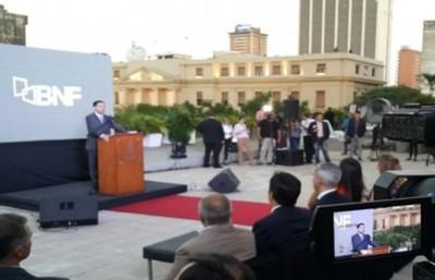 Banco Nacional de Fomento lanza su nueva imagen: