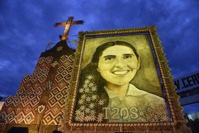 Proyectan construir capilla para Chiquitunga en la Bahía de Asunción