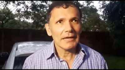 FISCAL ENCARNACENO FUE INTERNADO DE URGENCIA EN IPS.