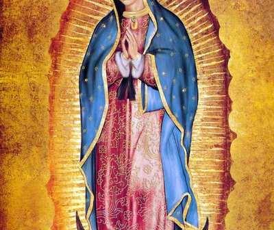 Hoy se conmemora el día de La Virgen de Guadalupe