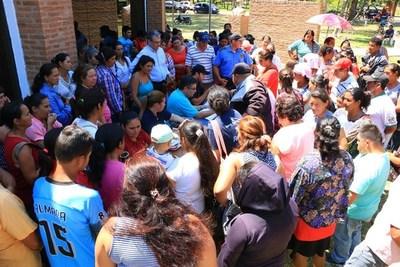 YACYRETÁ CUMPLE CON LAS FAMILIAS RELOCALIZADAS