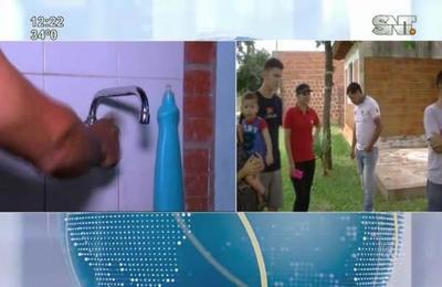 Vecinos del barrio Zárate Isla no cuentan con servicio de agua