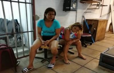 Detienen a dos brasileñas que enviaban droga por encomienda aérea
