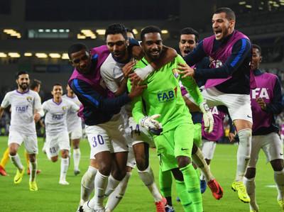 Al Ain ganó por penales y avanzó en el Mundial de Clubes