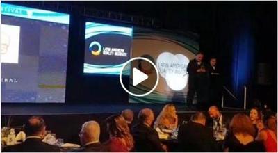 Arcoiris S.A.  recibió premio a la calidad