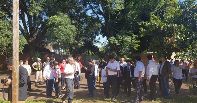 Junta Municipal Hernandarias va a sesionar en predio del IPS