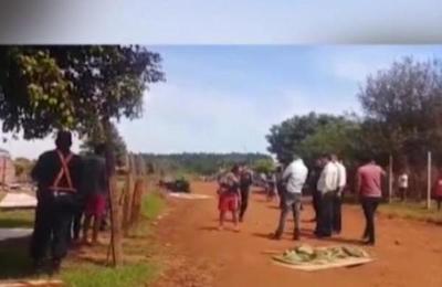 Varios heridas tras conflicto por tierra