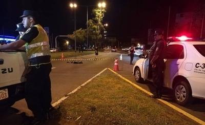 HOY / Luque: bajó de un taxi y murió atropellado frente a su familia