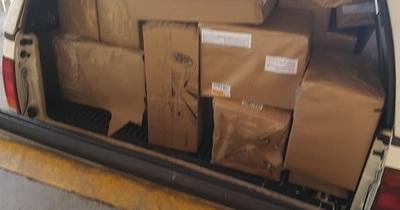 Requisan electrónicos en servicio postal de Foz de Yguazú