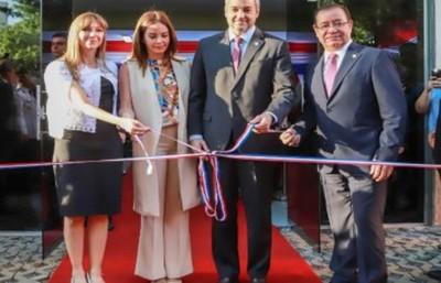 Inauguran el Centro de Entrenamiento del Emprendedor en San Lorenzo
