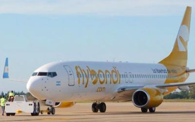 HOY / Vuelos más baratos: aerolínea argentina llegará con sus primeros pasajeros