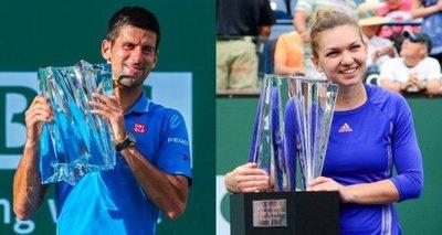 Djokovic y Simona Halep, los mejores de 2018 para la FIT