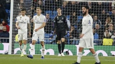 HOY / Claves de la mayor derrota de la Liga de Campeones en el Bernabéu
