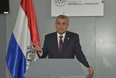Ministro apunta al Gobierno de Cartes como facilitador del lavado de dinero
