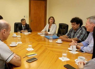 CSJ recibe a comitiva de Cooperación Internacional