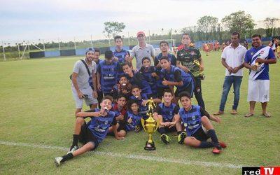 Asociación de Escuelas de fútbol consagró a los mejores