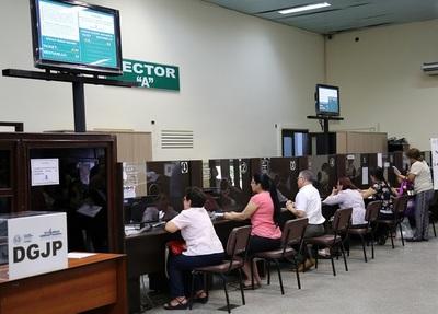 Caja Fiscal realizará nuevo censo para jubilados a partir del lunes