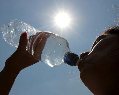 Temperaturas calurosas extremas continuarán hasta el domingo