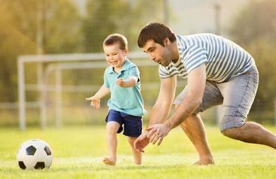 El 60% de los padres no juega con su hijo ni dos horas a la semana