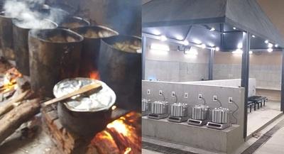 Radical cambio en condiciones de alimentación en Tacumbú