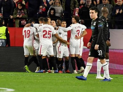Villarreal y Sevilla pasan por la puerta grande; el Rennes, salva a Francia
