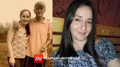 JOVEN INICIA BÚSQUEDA DE SU MAMÁ  BLANCA ESTHER GIMENEZ MARTINEZ
