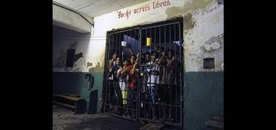 HOY / 15.667 presos, más de la mitad  sin condenas: robos, drogas y  homicidios, delitos más comunes