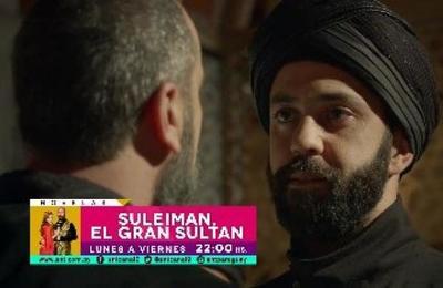 ¡Apasionante episodio de Suleiman, El Gran Sultán llega hoy!